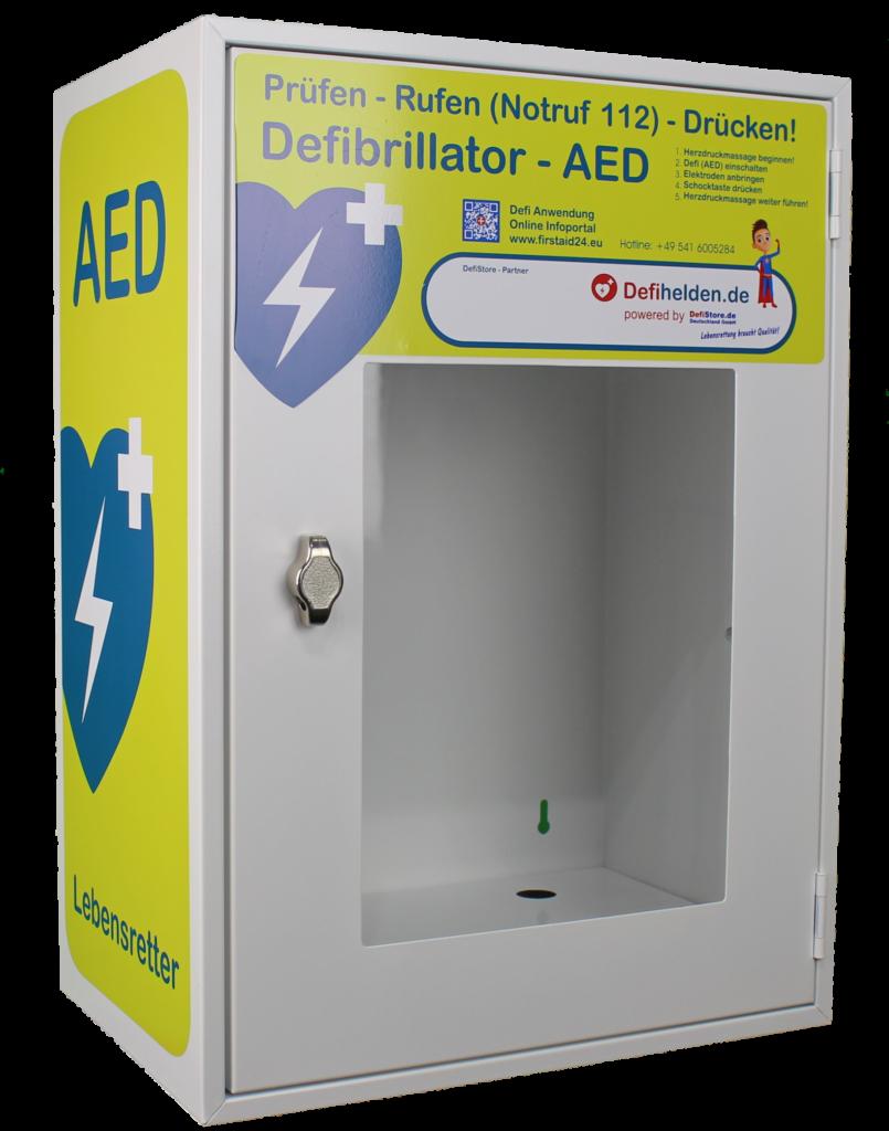 AED Wandkasten mit System