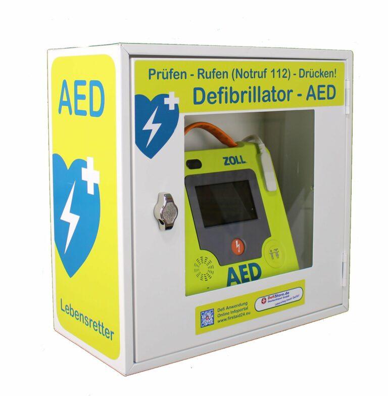 AED Wandschrank - Defibrillator kaufen