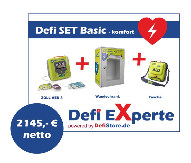 Defi Experte - ZOLL-AED-3