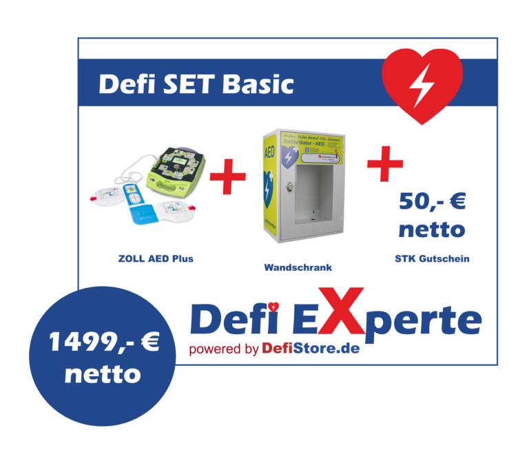 Defi Experte - ZOLL-AED-Plus