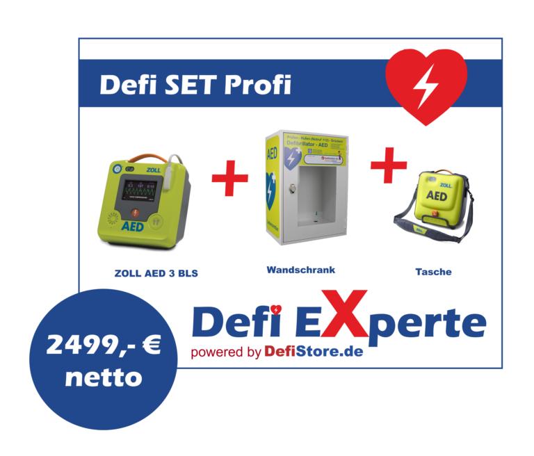 Defi Experte - ZOLL-AED-3-BLS